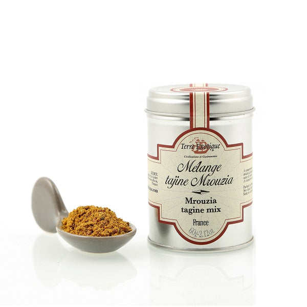 Terre Exotique Mrouzia tagine Mix 60g