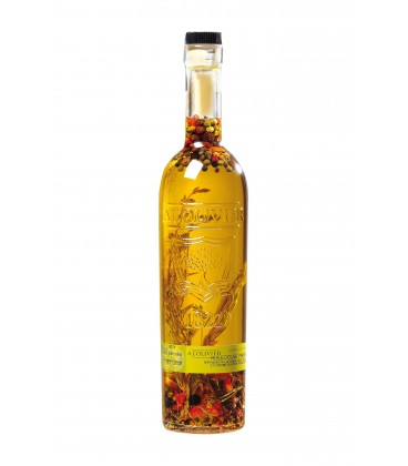 CHILI/HERBS INFUSED OIL 500 ml