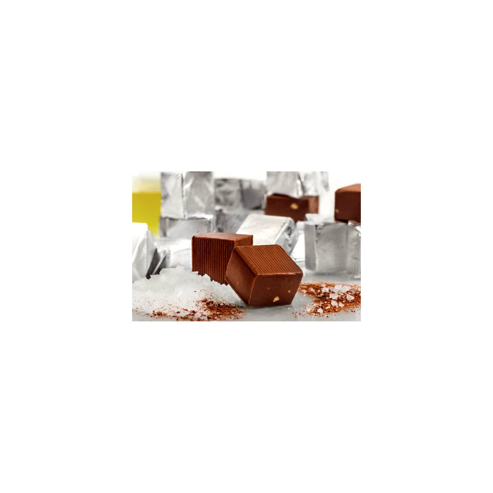 Guido Gobino Sea Salt Cremino Milk Chocolate Box 110g