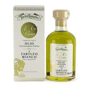 EVOO White Truffle Slices 100g