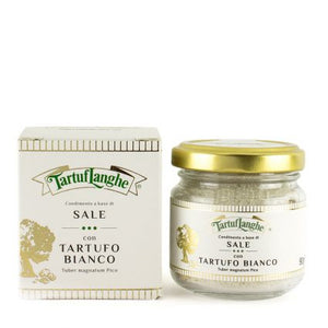 Grey Salt White Truffle 90g