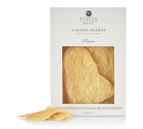 Plain Lavosh Cracker 100g