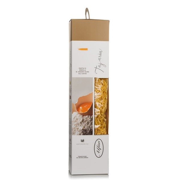 Alfieri Pasta Tajarin with Egg 500g