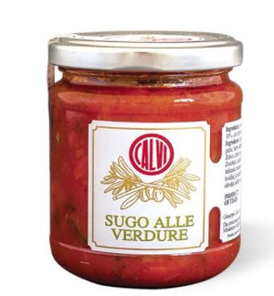 Calvi Mixed Vegetable Pasta Sauce 180g