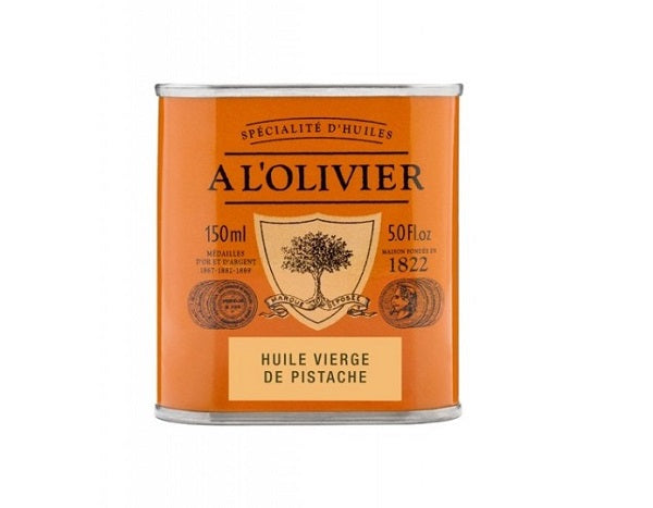 A L'Olivier Virgin Pistachio Oil 150ml.