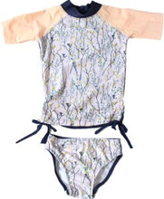 Load image into Gallery viewer, Wildflower Rash Vest and pants combo