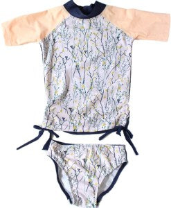 Wildflower Rash Vest and pants combo