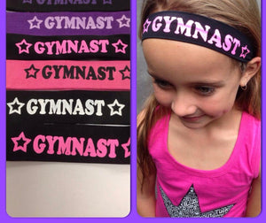 Gymnast Headbands