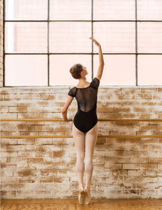 Tessa Cap Sleeve Leotard by Studio7