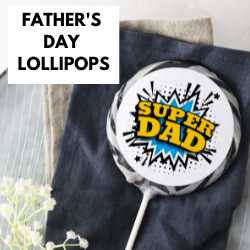 FATHER'S DAY LOLLIPOPS