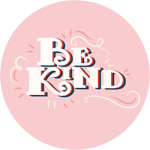 Be Kind Lollipop - Suck It & Say