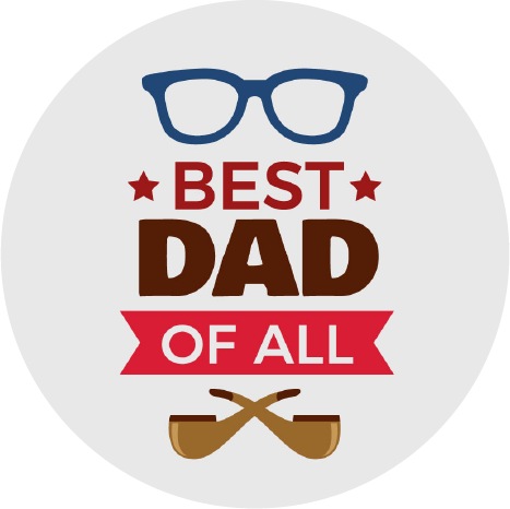 Best Dad Lollipop - Suck It & Say