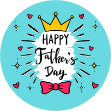 Load image into Gallery viewer, Father's Day Crown Lollipop - Suck It & Say