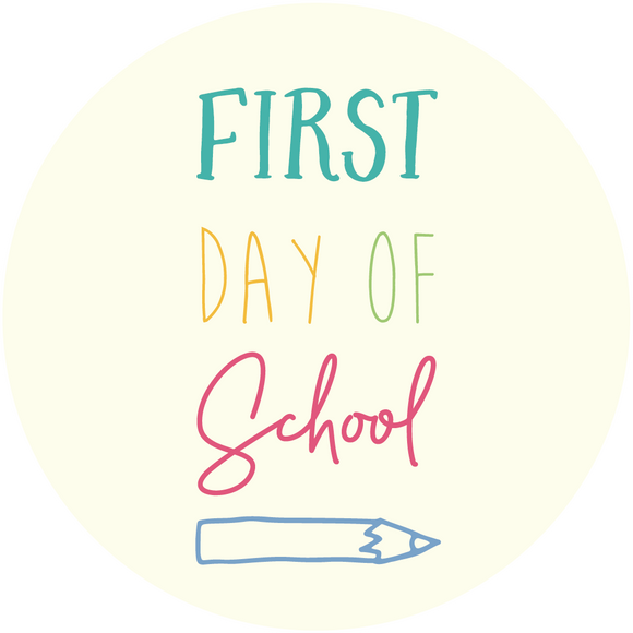 First Day Of School Pencil Lollipop - Suck It & Say