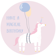 Load image into Gallery viewer, Have A Magical Birthday Lollipop - Suck It & Say