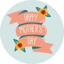 Load image into Gallery viewer, Happy Mother's Day Ribbon Mother's Day Lollipop - Suck It & Say