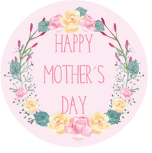 Load image into Gallery viewer, Pink Botanical Wreath Mother's Day Lollipop - Suck It & Say