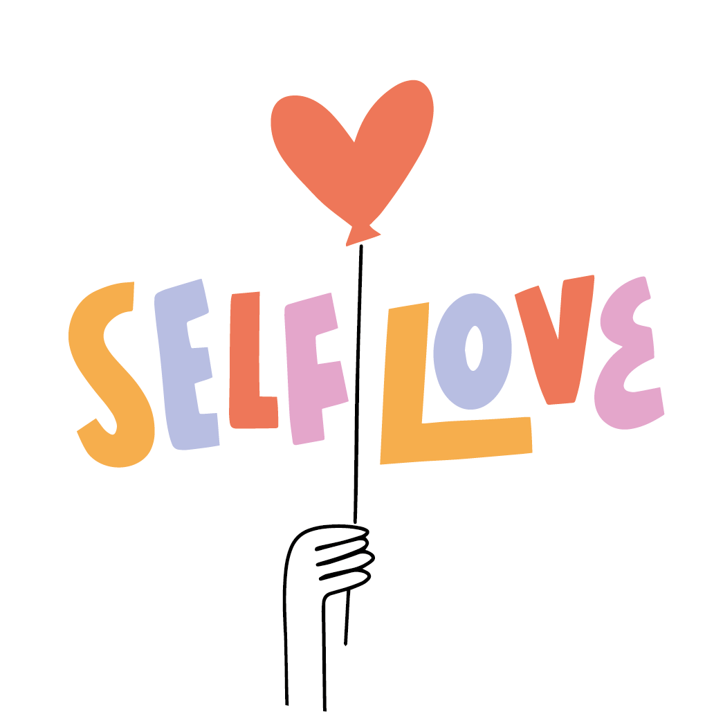 Self Love Balloon Lollipop - Suck It & Say