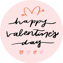 Load image into Gallery viewer, Happy Valentine's Day Script Lollipop - Suck It & Say