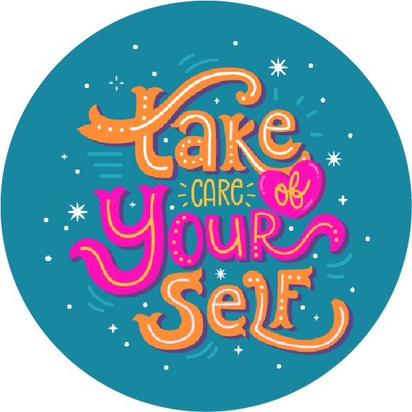 Take Care Of Yourself Lollipop - Suck It & Say
