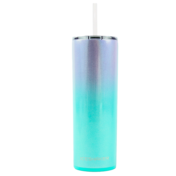 Iceshaker Vaso Skinny 591ml Mermaid