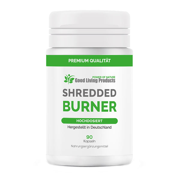 Shredded Burner - GLP