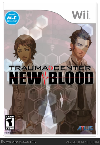 Wii- Trauma Center: New Blood