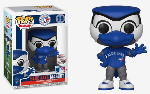 MLB: Blue Jays Mascot 19 POP Vinyl