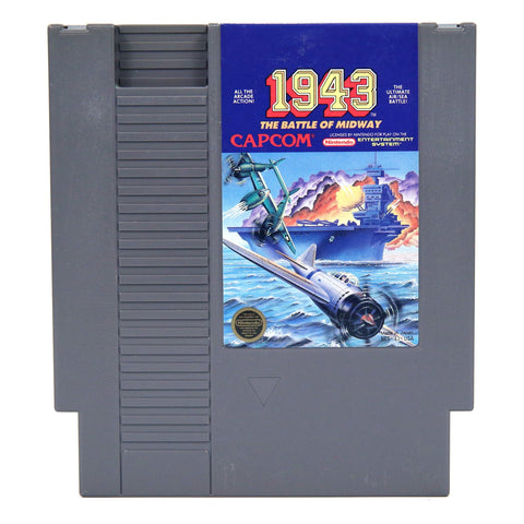 NES- 1943 Battle of Midway