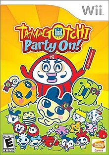 Tamagochi Party On!