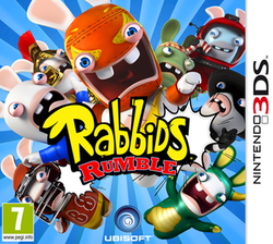 3DS- Rabbids Rumble