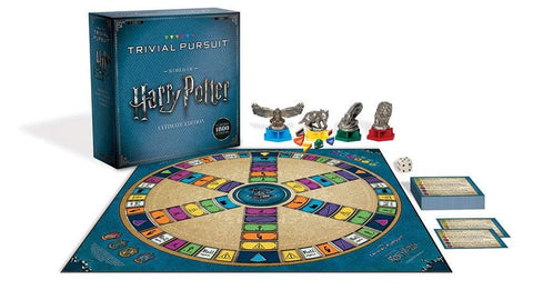 Harry Potter Trivial Pursuit Deluxe Edition