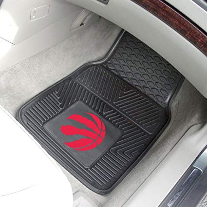 Car Floor Mat: Toronto Raptors