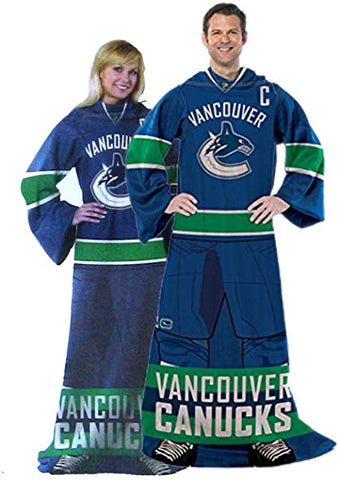NHL: Blanket: Captain Comfy: Vancouver Canucks