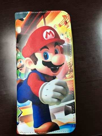 Mario Party Yellow Wallet