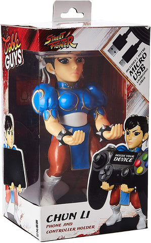 Phone & Controller Holder: Chun Li - Street Fighter