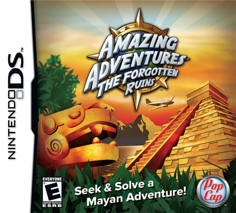 DS- Amazing Adventures: Forgotten Ruins