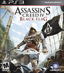 PS3- Assassin's Creed IV Black Flag