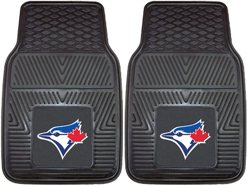 Blue Jays Car Mats - Heavy Duty