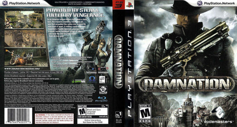 PS3- Damnation