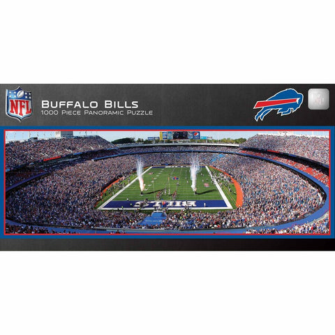 Puzzle- Buffalo Bills Panoramic Puzzle