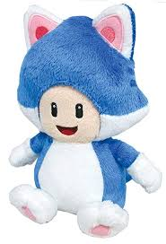 Cat Toad Plush