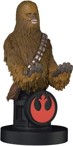 Cable and Phone Holder- Chewbacca