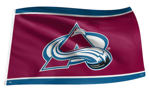 NHL: Colorado Avalanche 3' x 5' Flag