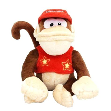 Diddy Kong Plush