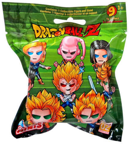 Dragon Ball Z Series 2 Collectible Figures