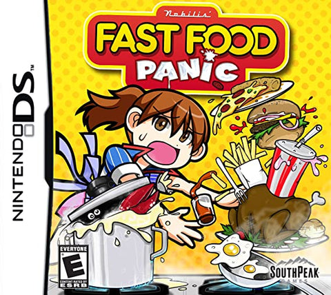 DS- Fast Food Restaurant