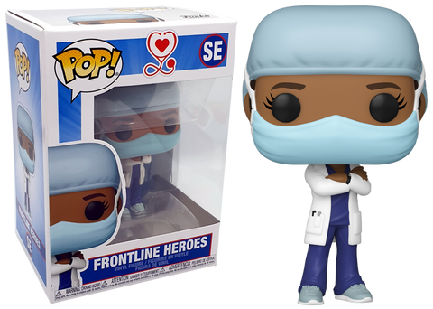 Front Line Heroes Female 2 POP