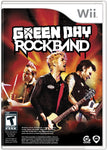 Wii- Green Day: Rock Band