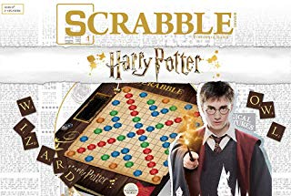 Scrabble- Harry Potter Scrabble